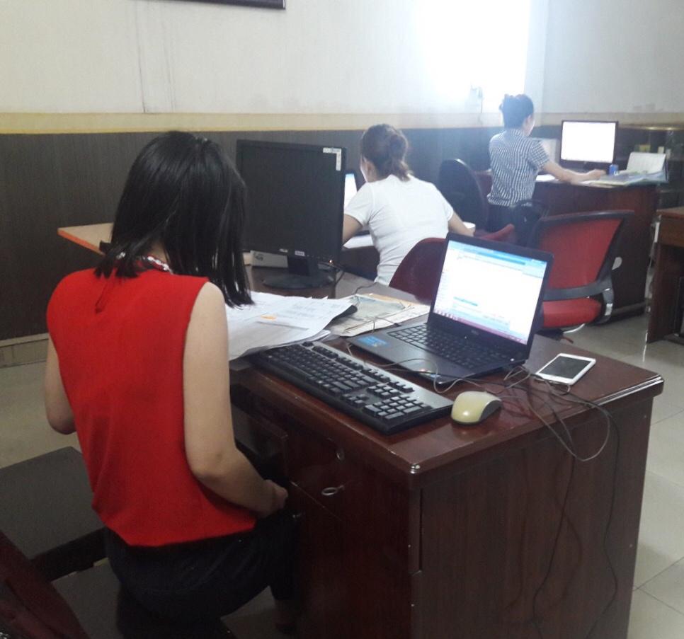 Học viên Kế toán Song Giang